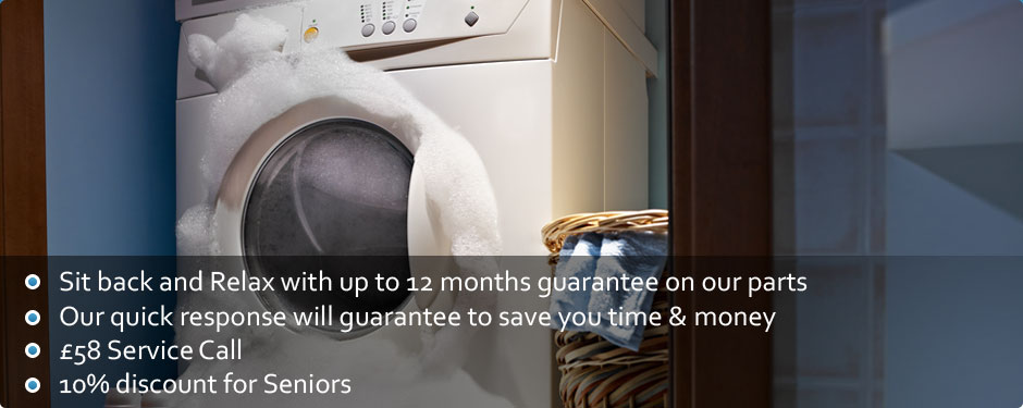 Washing Machine, Washing machine repair Bournemouth